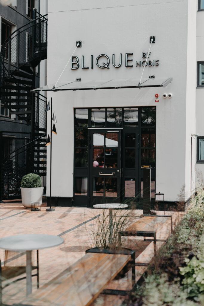 Blique hotel